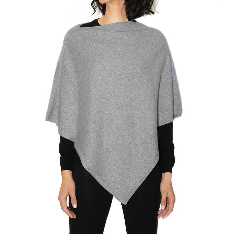 Woman CrewNeck in 100% Cashmere