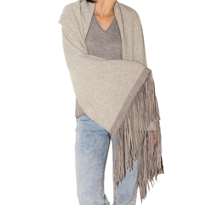 Big Scarf in Cashmere, Wool & Silk - Limited Edition